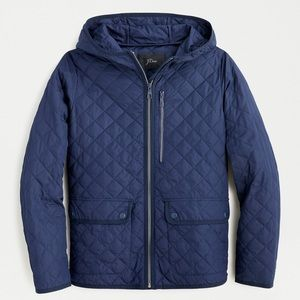 J Crew Packable Quilted Jacket